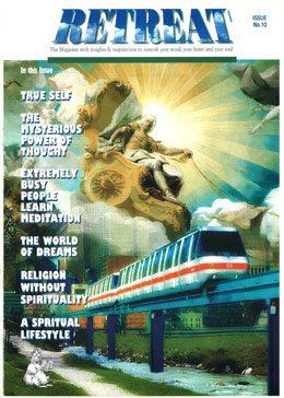 Retreat Magazine -  Issue 10